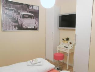 City Guesthouse Pension Berlin Berlin - Gostinjska soba