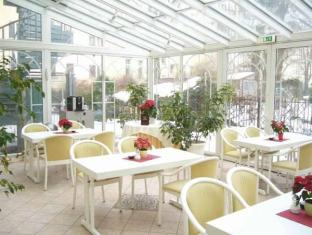 Gold Hotel am Wismarplatz Berlim - Restaurante