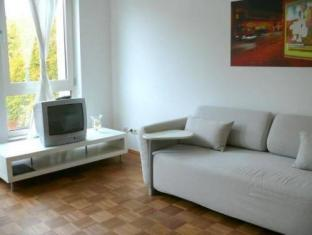 Pfefferbett Apartments Potsdamer Platz Berlin - Bilik Suite
