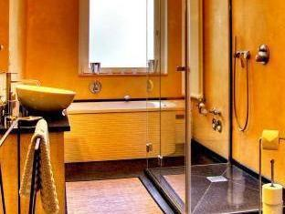 Inn Sight City Apartments Potsdamer Platz Berlin - Banyo