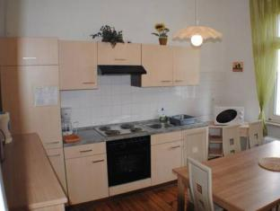 CAB City Apartments Berlin Mitte Берлин - Номер Сьют