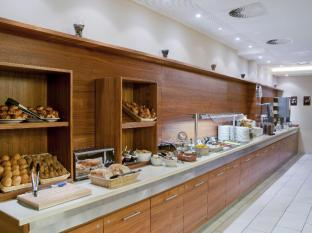 Holiday Inn Express Berlin City Centre West Берлін - Ресторан