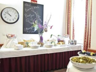 City54 Hotel & Hostel Berliini - Buffet