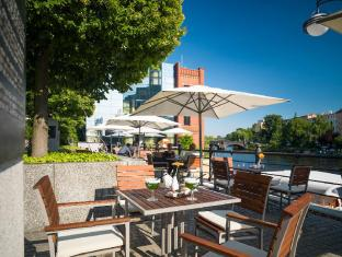 Abion Spreebogen Waterside Hotel Berlin - Restoran