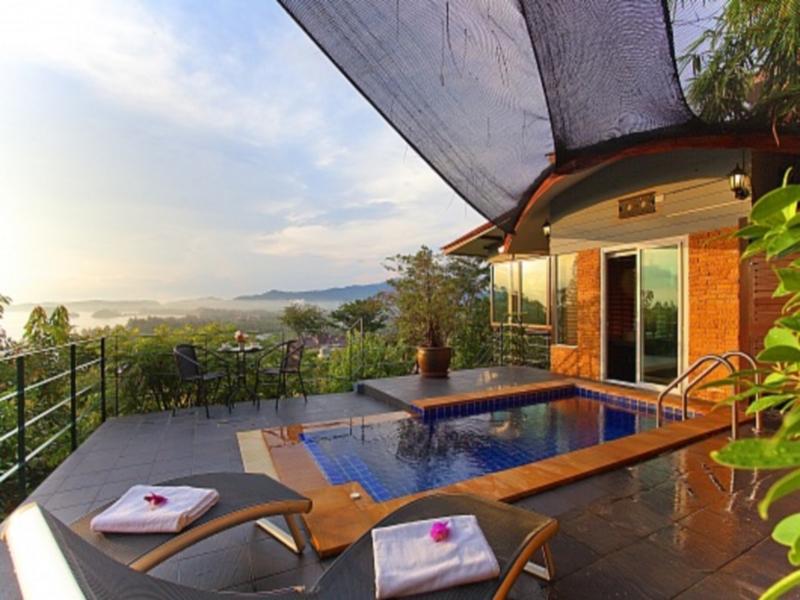 Krabi Sunset Hill Villa Aonang