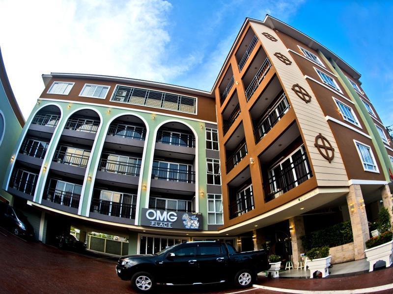 孔敬OMG酒店,โรงแรมโอเอ็มจี