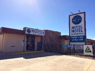 Hotell Opal Inn  i Coober Pedy, Australien
