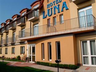 Hotel Luna  Budapest Boedapest - Hotel exterieur