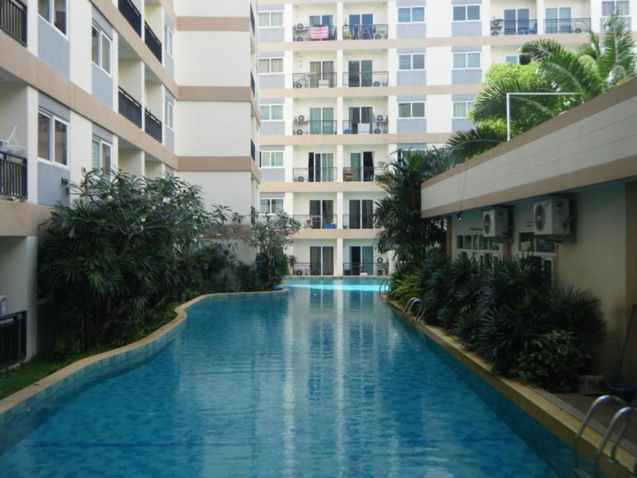 Park Lane Jomtien Condo Resort (Park Lane Condominium - Room 112)