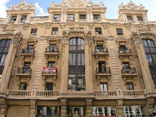 Get Coupons Hostal Hispano Argentino Gran Via
