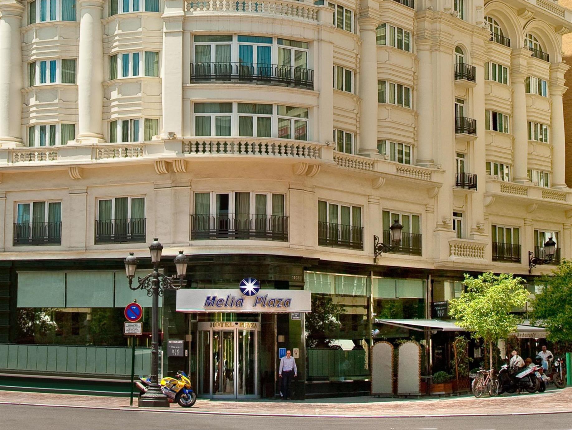 Melia Plaza Valencia – Valencia 1