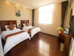 GreenTree Inn Jiangsu Nanjing Olympic Sports Center Express Hotel, Nanjing