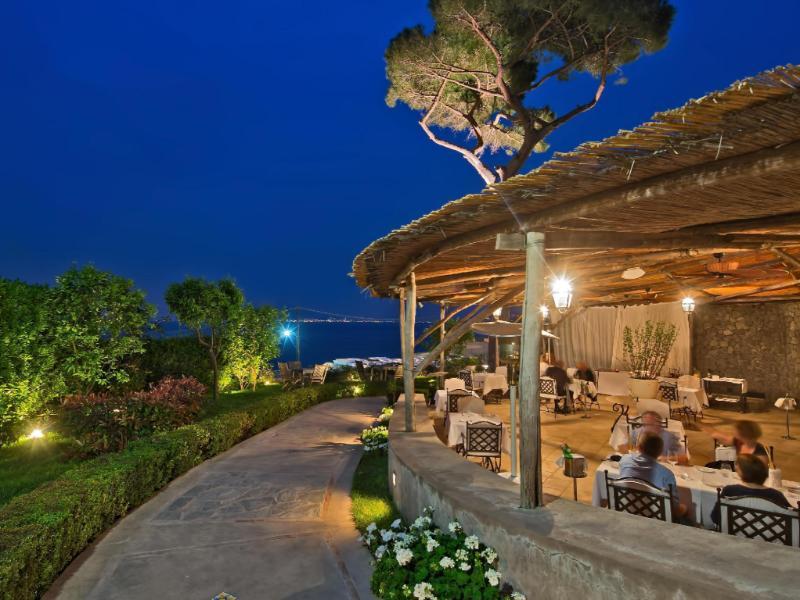 Villa Marina Grande Capri Villa Marina Capri Hotel Spa