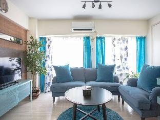 SF DY1 2bedroom apartment in Namba