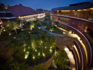 Capella Singapore Hotel Singapur - Garten