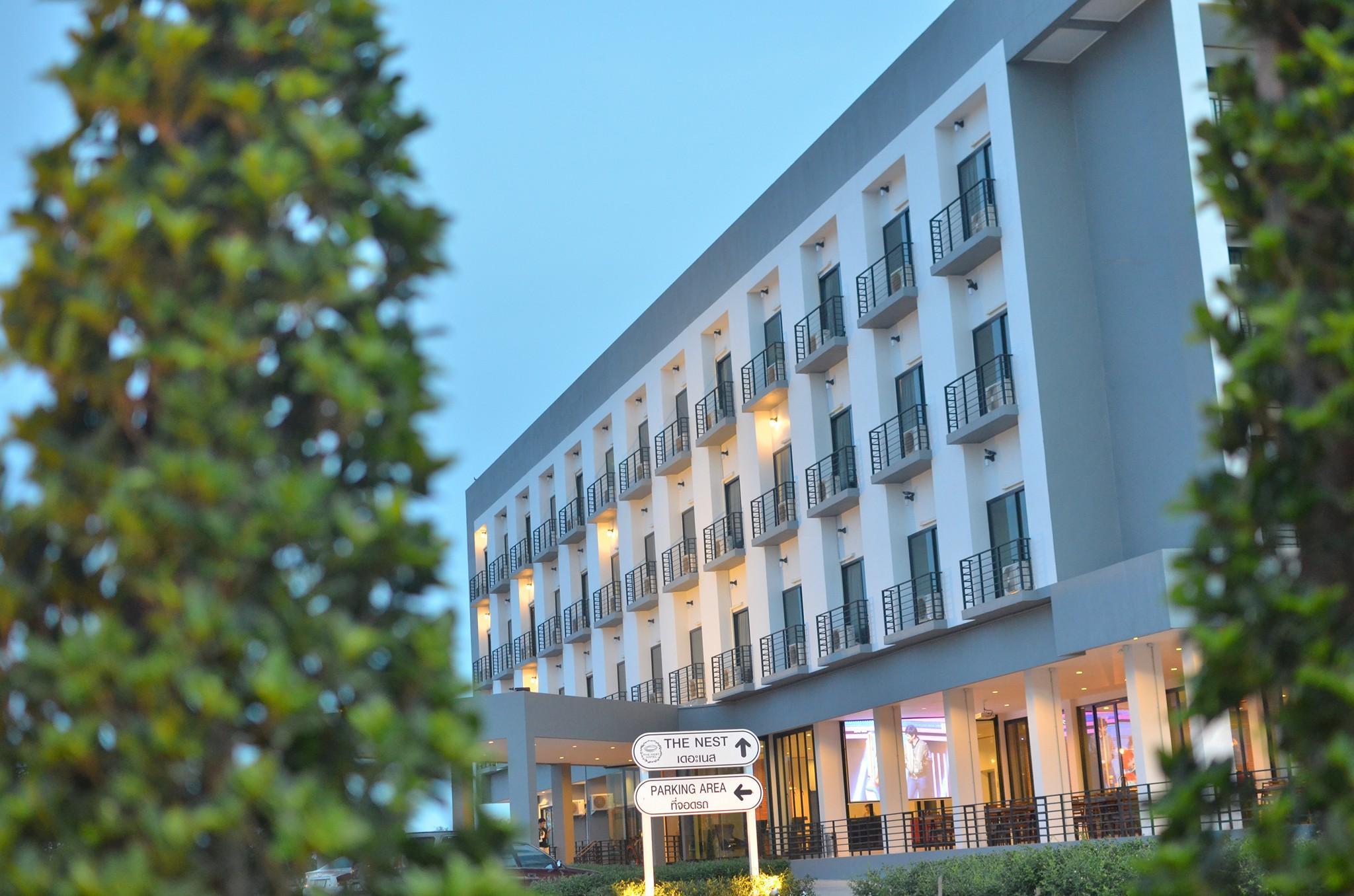 โรงแรม เดอะ เนส พิจิตร