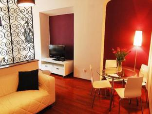 Yourplace Apartments Krakow (Cracow) - Suite Room