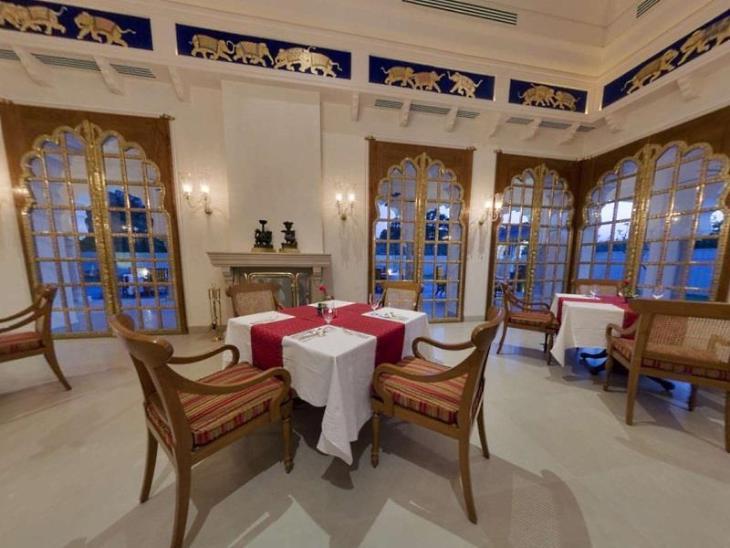 The Oberoi Rajvilas Jaipur Hotel photo 5