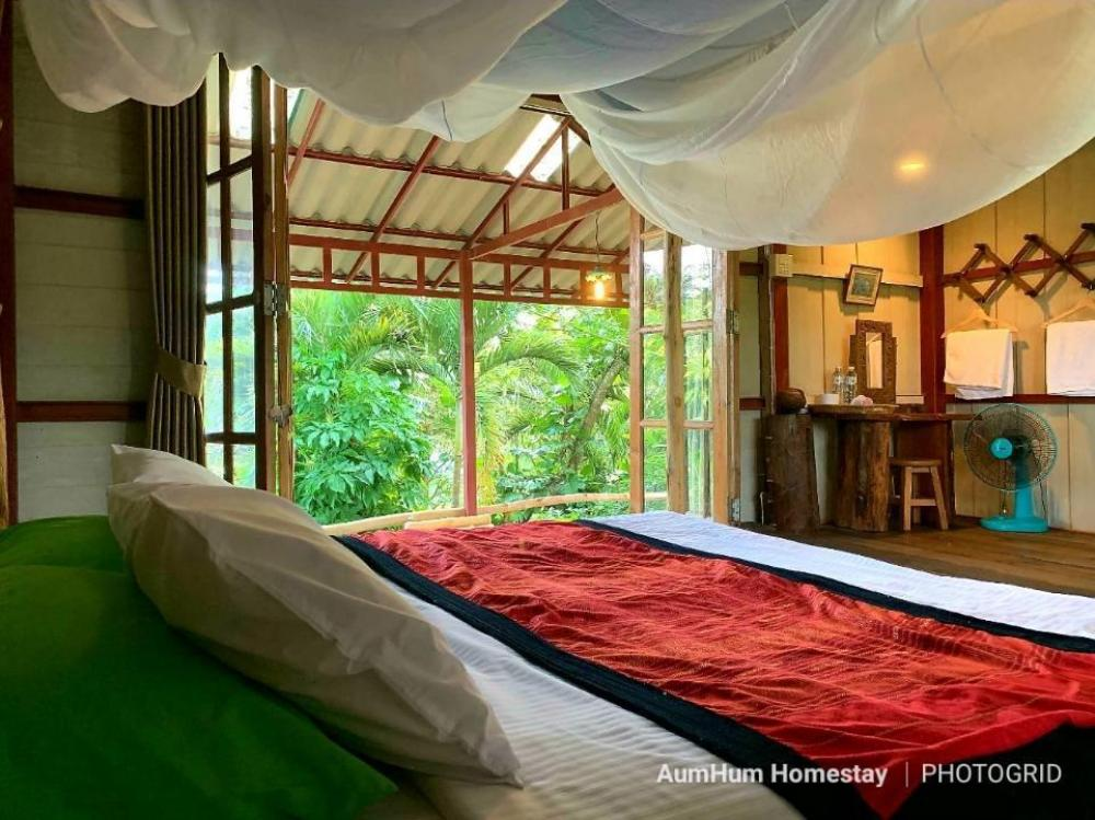 AumHum Homestay - Tree Top Room Type