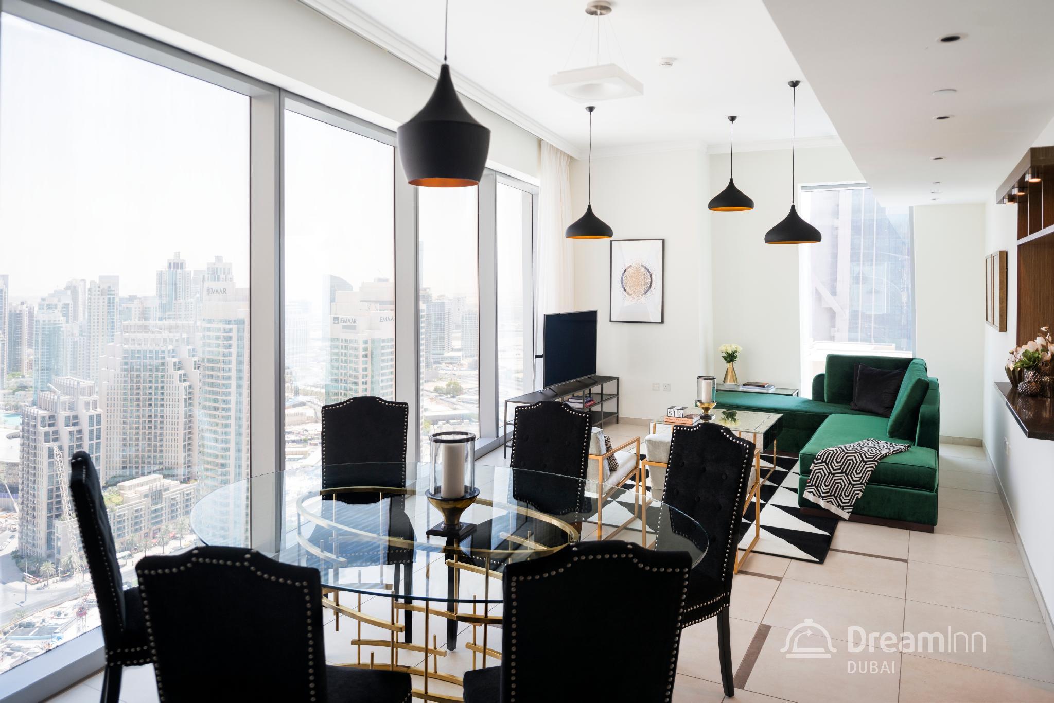 Dream Inn – 48 Burj Gate 3BR Apartment – Dubai 5