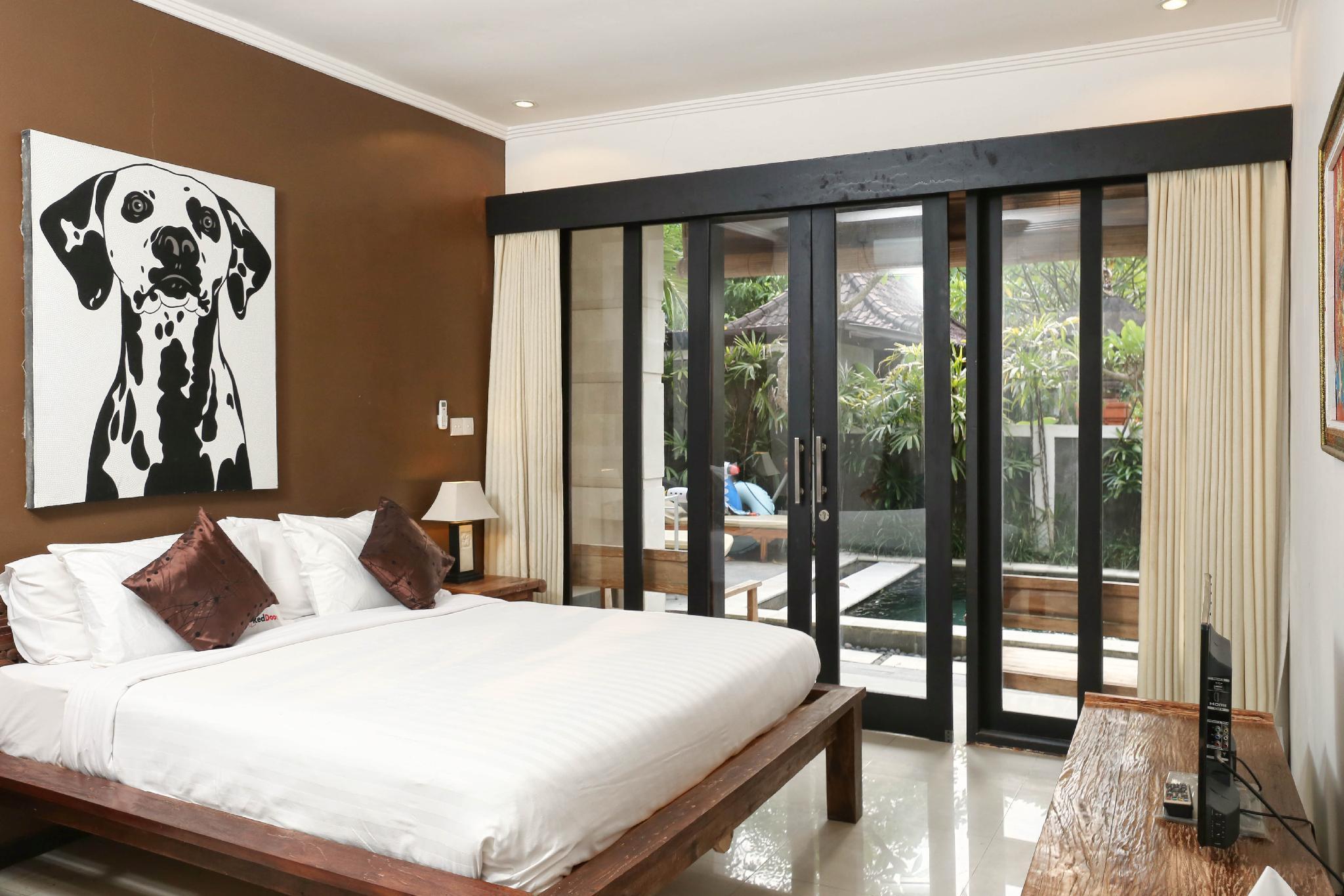 Hotel RedDoorz @ Kerobokan Canggu 2 - Located at Van Mandiri Guest House, Jalan raya Kerobokan Banjar Campuhan, Kerobokan - Bali