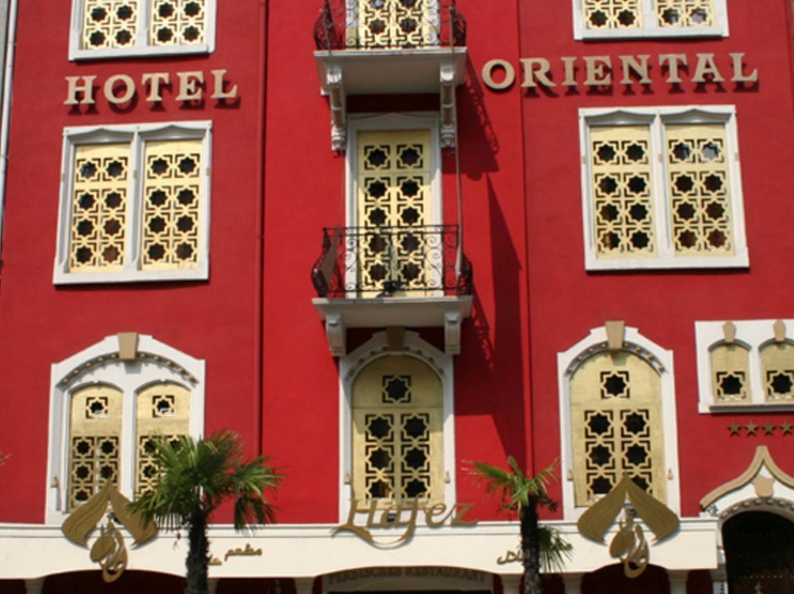Hotel Villa Oriental Frankfurt am Main