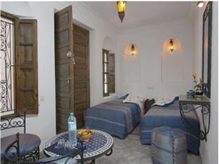 Riad Nerja Marakeš - Gostinjska soba