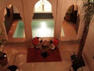 Riad Diana Marrakesh - A szálloda kívülről