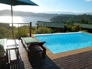 Elephant Hide of Knysna Accommodation Knysna - View From The Pool