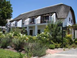 WedgeView Country House & Spa Stellenbosch - Tampilan Luar Hotel
