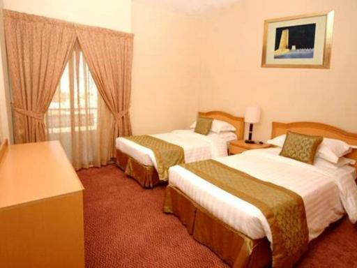 Emirates Springs Hotel Apartments hotel accepts paypal in Fujairah