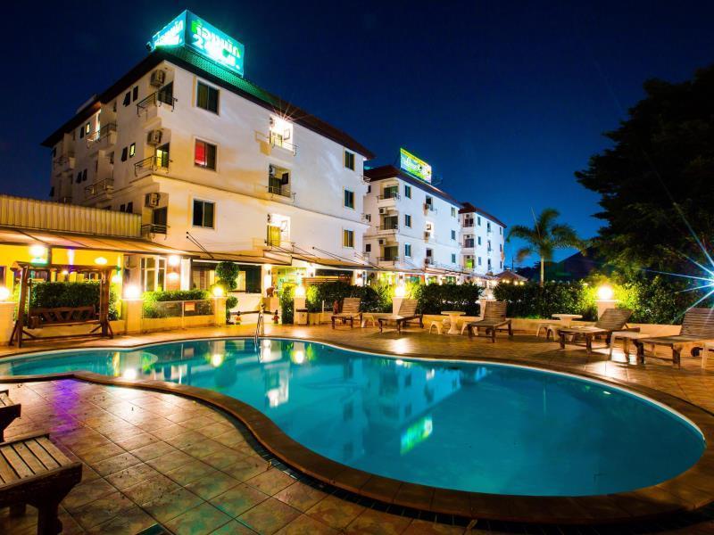 โรงแรมเกรท เรสซิเดนซ์ สุวรรณภูมิ