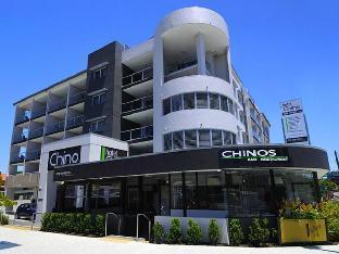 Hotell Hotel Chino  i Brisbane, Australien