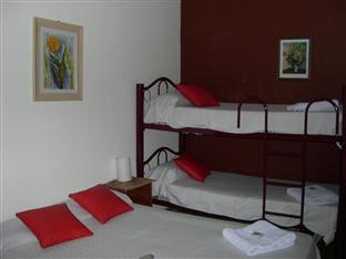 Sudamerika Hostel & Suites Buenos Aires - 4 people Shared Room