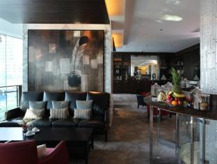 Bonnington Jumeirah Lakes Towers Hotel Dubai - Authors' Lounge