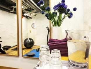 Elite Hotel Adlon Stockholm - Fitness Room