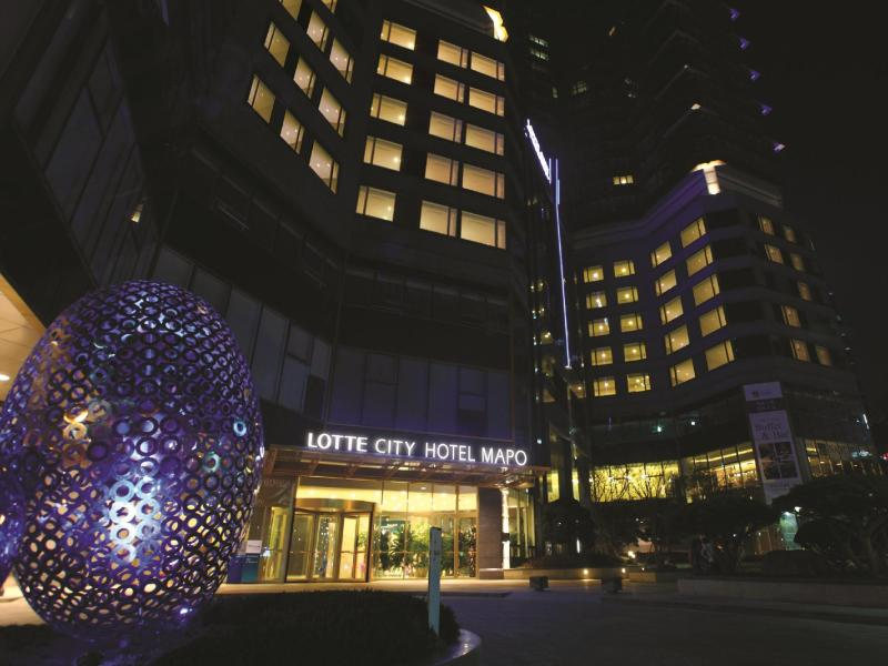 South Korea-롯데 시티 호텔 마포 (Lotte City Hotel Mapo)
