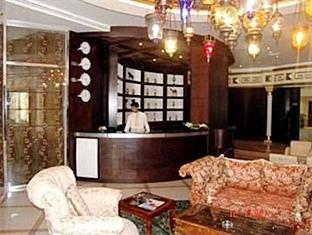 Seven Sands Hotel Apartment Dubai - Reception