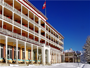 Schatzalp Hotel