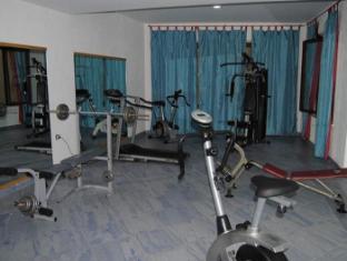 Hotel Scoglio Del Leone Zambrone - Fitness Room