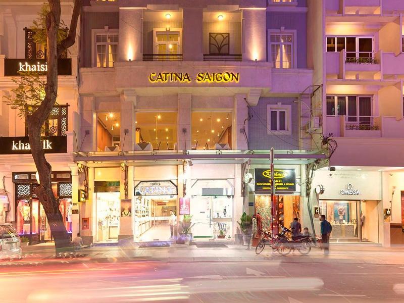 カティナ サイゴン(Catina Saigon Hotel)