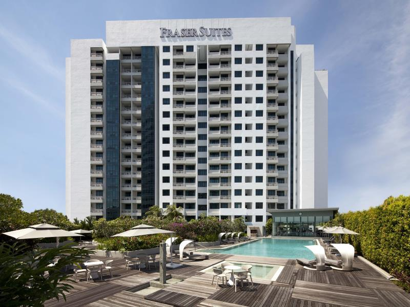 Fraser Suites Singapore | Cheap Hotels in Singapore