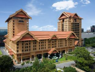 The Royale Chulan Hotel Kuala Lumpur Kuala Lumpur - Hotellet från utsidan
