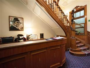 Mansion Dandi Royal Tango Hotel Buenos Aires - Front Desk