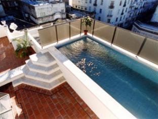 Mansion Dandi Royal Tango Hotel Buenos Aires - Swimming Pool