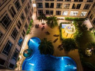 Hope Land Executive Residence Sukhumvit 46/1 Bangkok - Swimming Pool