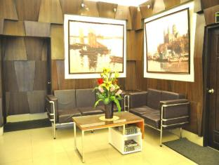 Philippines Hotel Accommodation Cheap | Eurotel North Edsa Hotel Manila - Reception