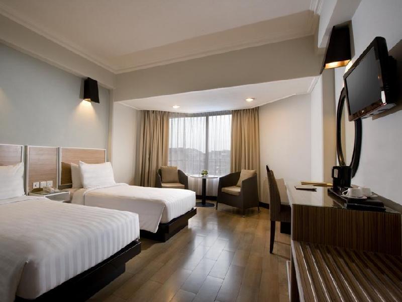 ホテル サンティカ プレミア ジョギア
