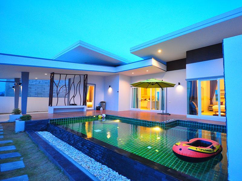 Jira Pool Villa A1 - A12,Jira Pool Villa A1 - A12
