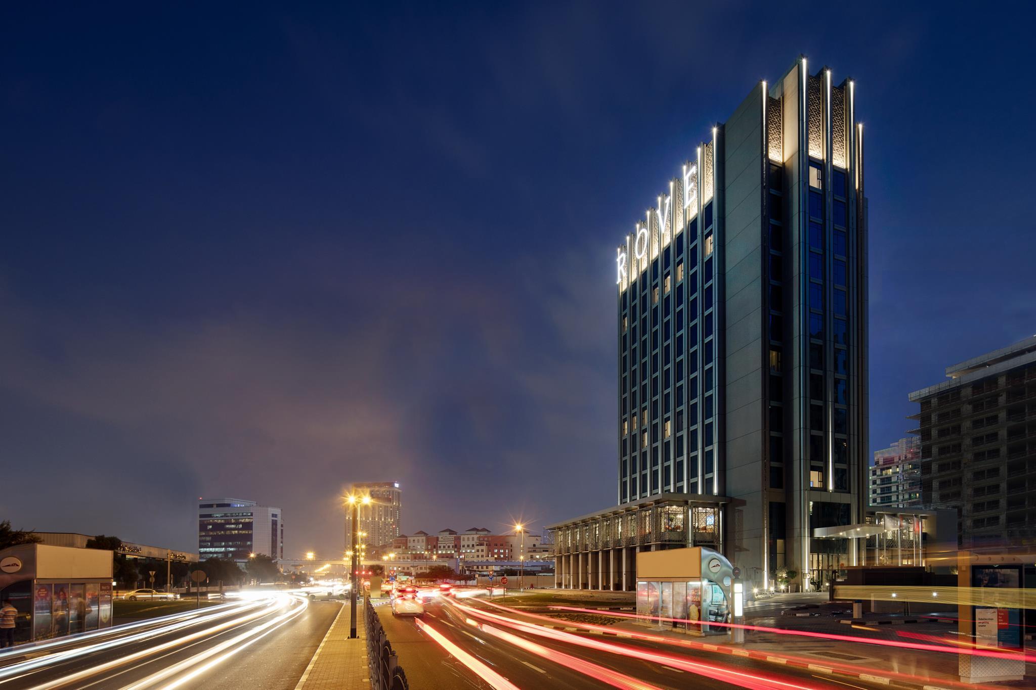 Rove Healthcare City – Dubai 5
